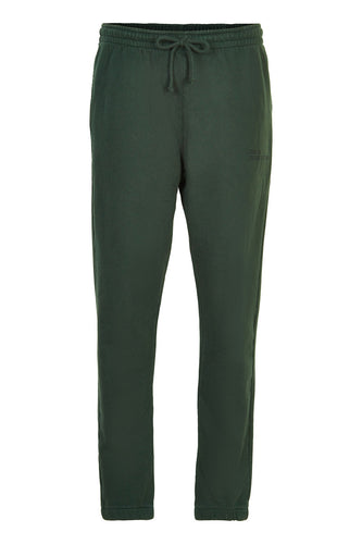 HALO COTTON SWEATPANTS - DEEP FORREST