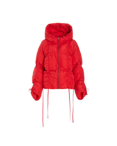 TAMARA DOWN JACKET - RED