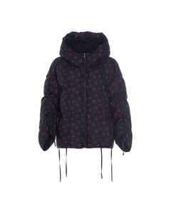 TAMARA DOWN JACKET - BLACK