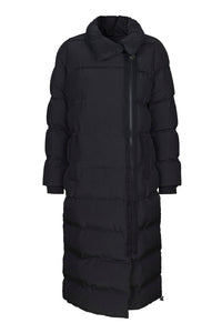 WHISTLER DOWN JACKET - BLACK