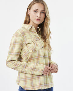ASSULA LONG SLEEVED SHIRT - CASHMERE ROSE