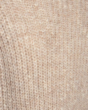 MASI TURTLENECK KNIT - WARM SAND