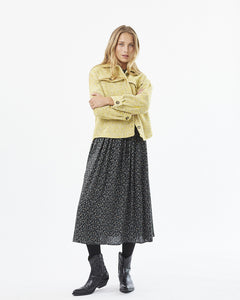 SAMANTHA LIGHTWEIGHT JACKET  - GOLD FUSION