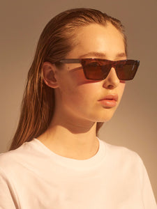 CLAY SUNGLASSES - DEMI TORTOISE