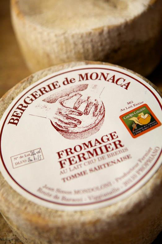 Tomme Brebis Tranche 200 gr - Bel'Isula