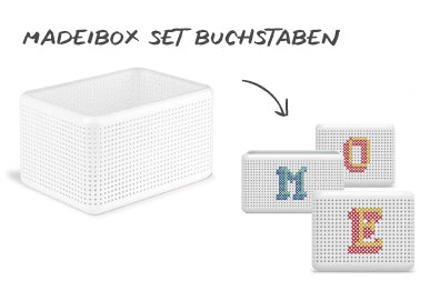MADEI Box Set ABC