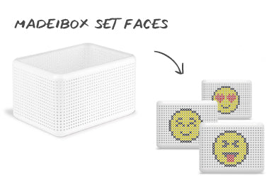 MADEI Box Set Faces