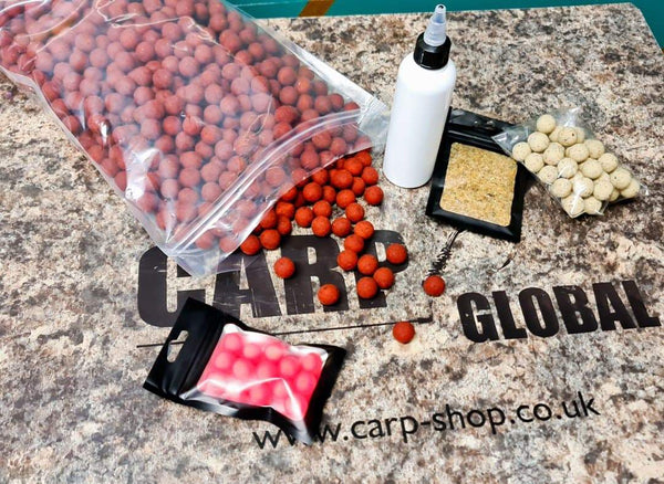 Carp Global Boilie Session Pack