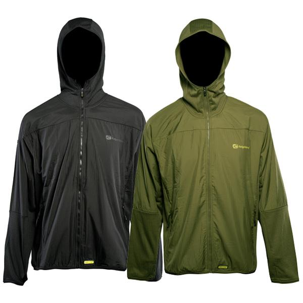 RidgeMonkey APEarel Dropback Lightweight Zip Jacket