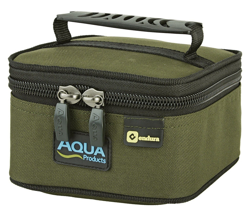 Aqua Small Bitz Bag Black Series