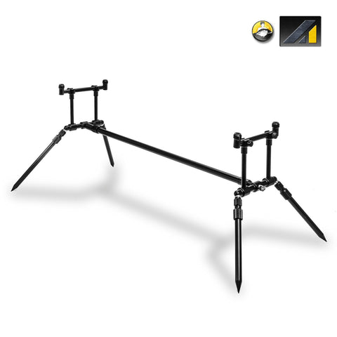 Solar A1 Rod Pod - New - A1 Rod Pod – With 2 or 3 Rod Buzz Bars