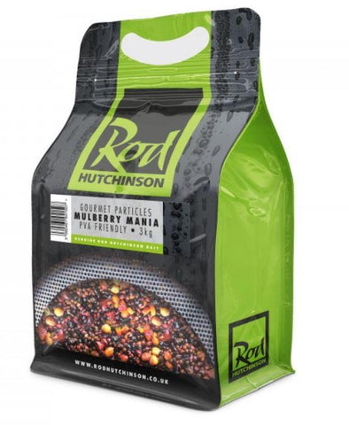 Rod Hutchinson Mulberry Mania Gourmet Cooked Particles 3kg