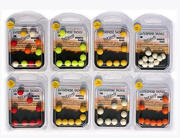 Enterprise Immortal Range 10mm Boilies