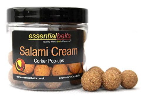 Essential Salami Cream Pop Ups 16mm