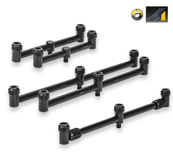 Solar A1 THREE ROD ADJUSTABLE BUZZ BARS (FRONT OR BACK)