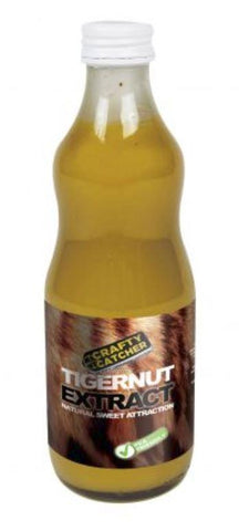 Crafty Catcher Tiger Nut Extract Jar 500ml