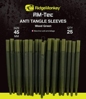 RidgeMonkey RM-Tec Anti-Tangle Sleeves