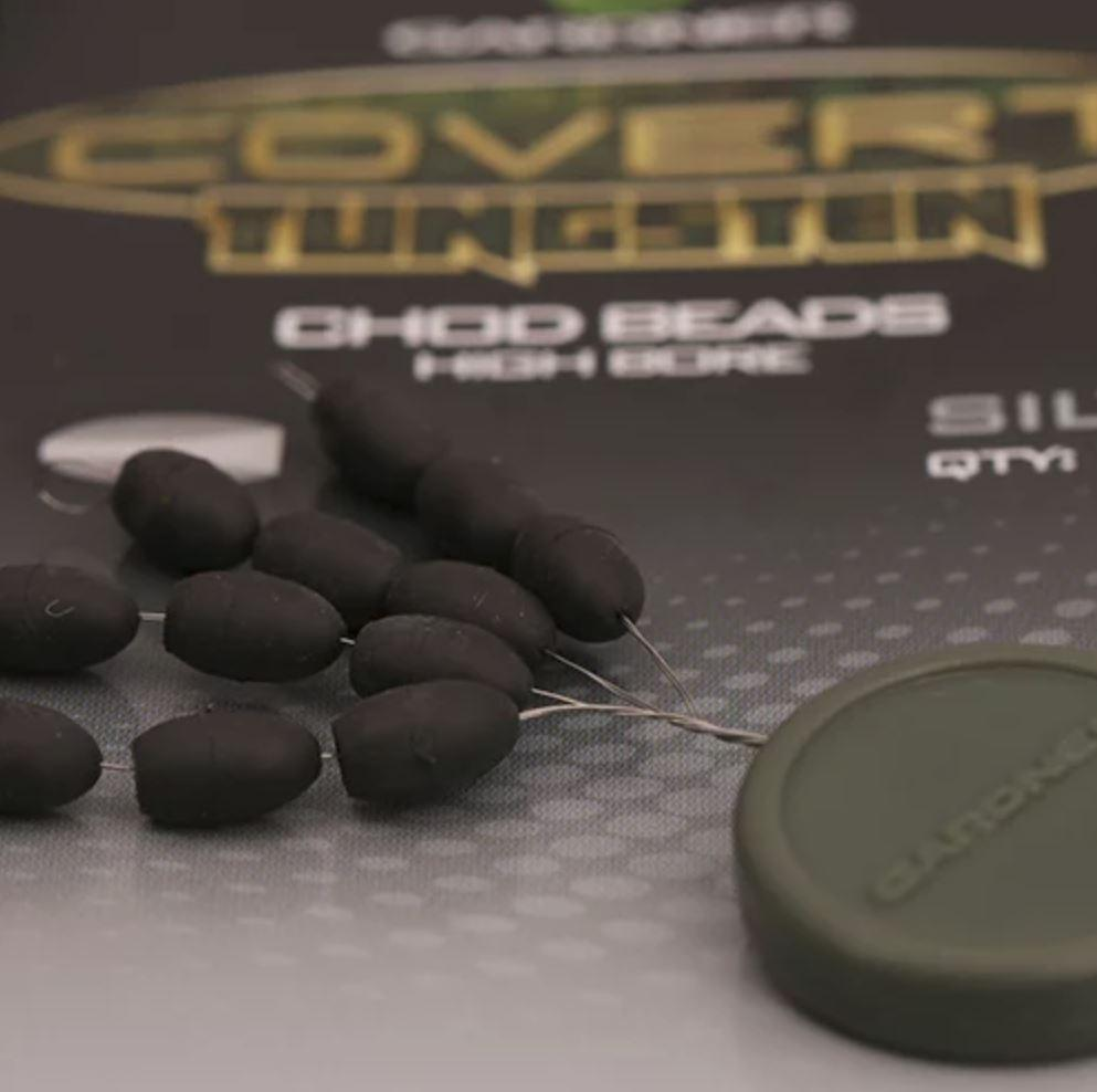 Covert Tungsten Chod Beads
