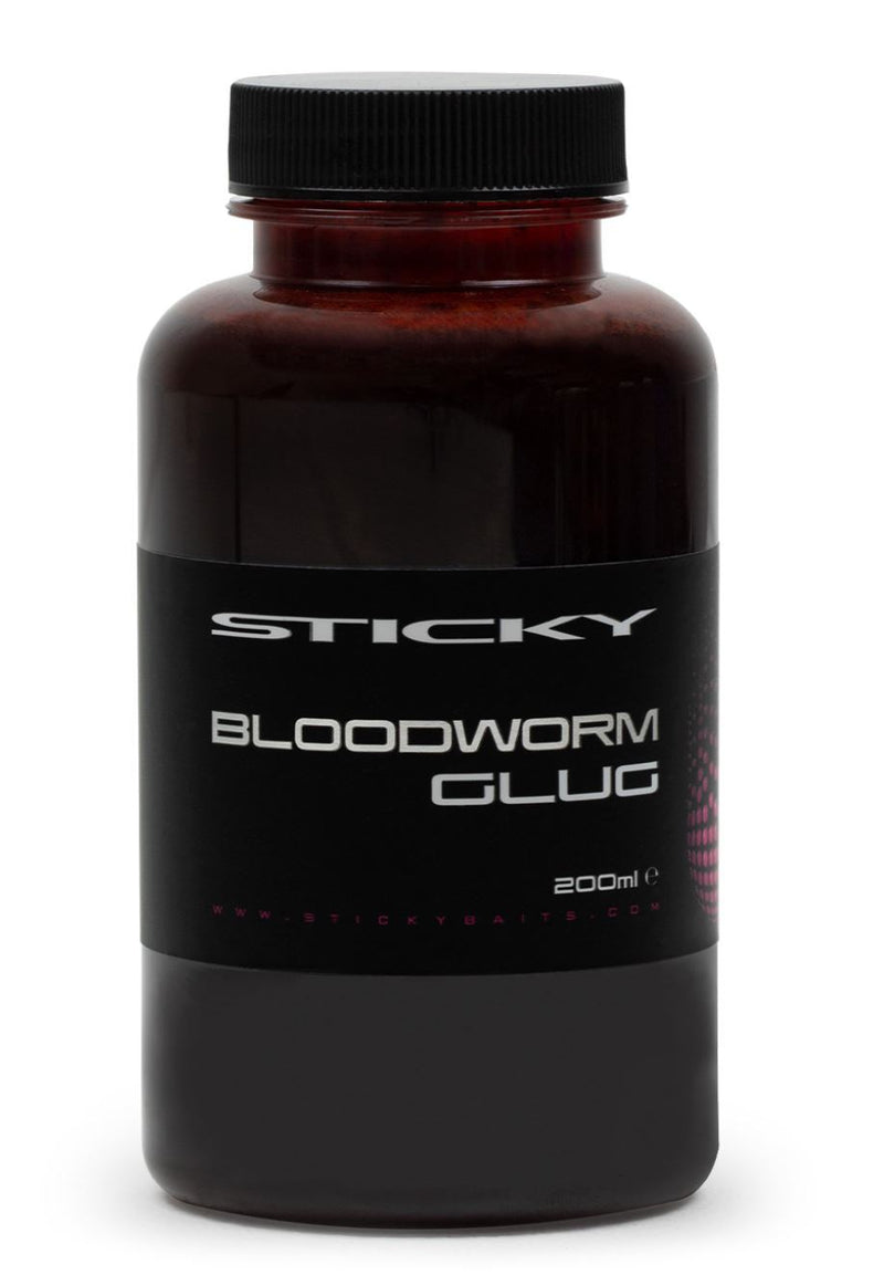 Sticky Bloodworm Glug