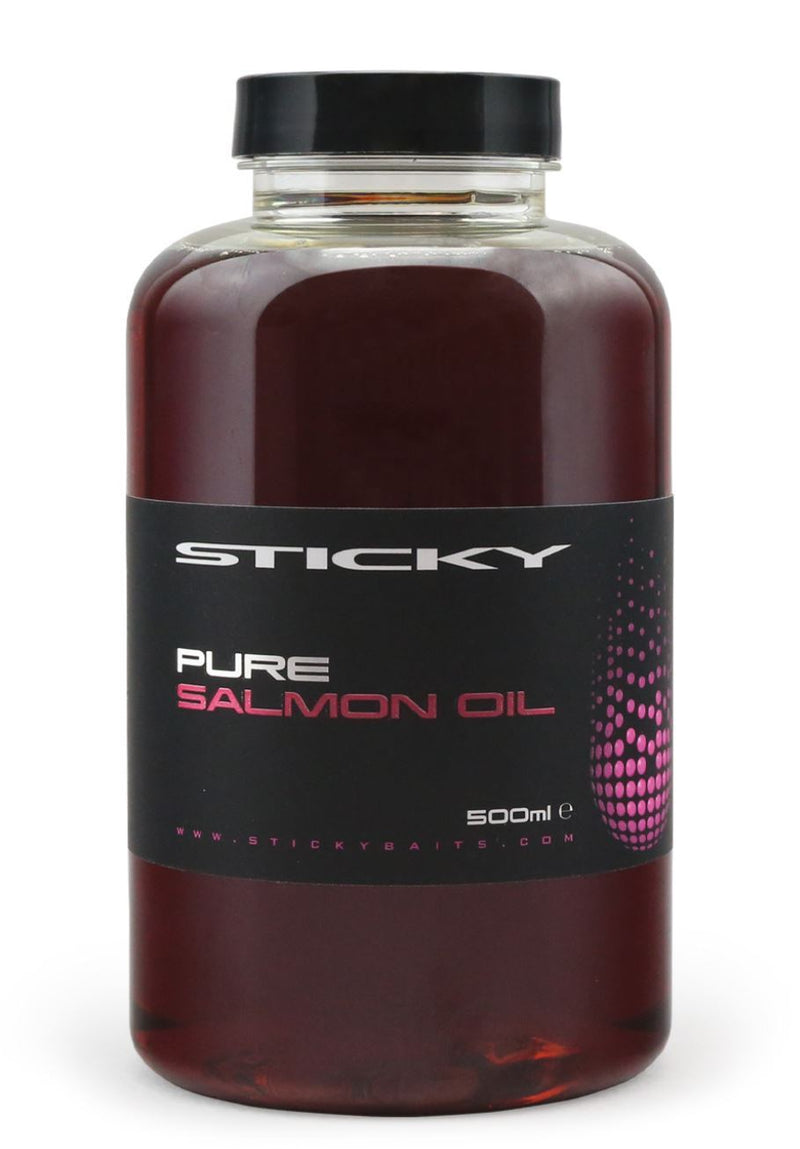 Sticky Pure Salmon Oil