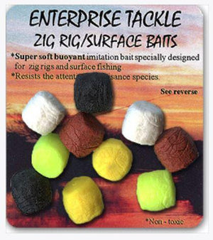 Enterprise Zig Rig Surface Baits