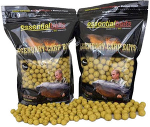 Essential Salami Cream Shelf Life Boilies 1kg