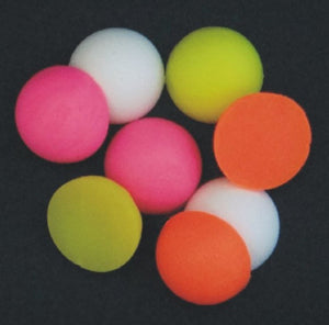 Enterprise 15mm Half Boilies Mixed Fluoro