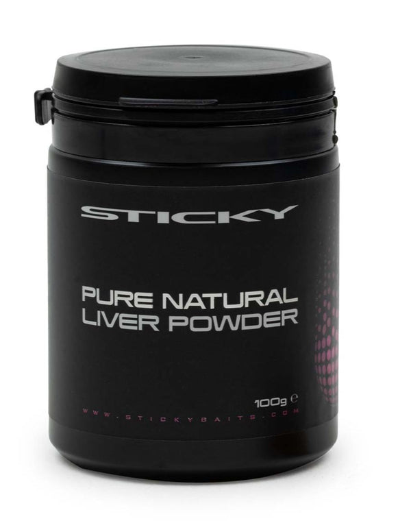 Sticky Enzyme Treated Liver Powder