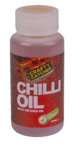 Crafty Catcher Chilli Oil 250ml
