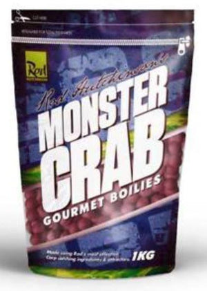 Rod Hutchinson Monster Crab Boilies