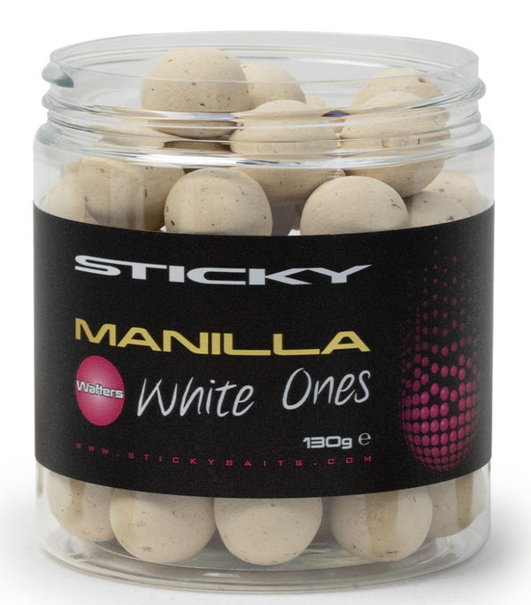 Sticky Manilla White Ones Wafters