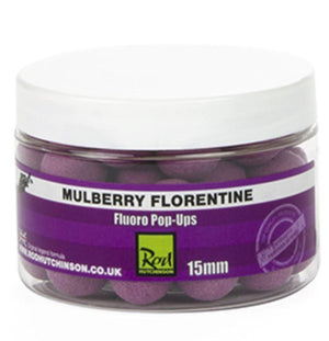 Rod Hutchinson Mulberry Florentine Fluoro Pop Ups 15mm