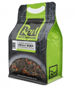 Rod Hutchinson Chili Hemp Cooked Particles 2kg