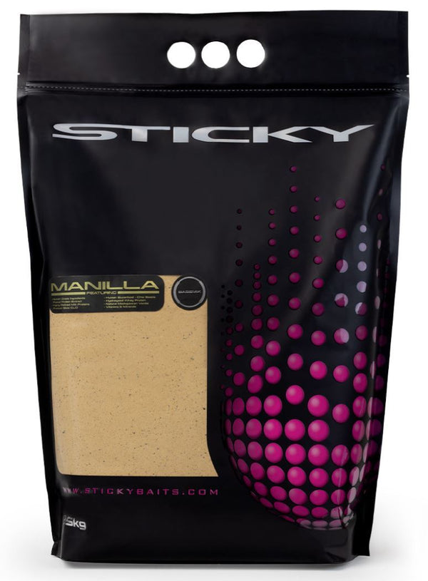 Sticky Manilla Base Mix