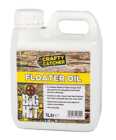 Crafty Catcher Floater Oil