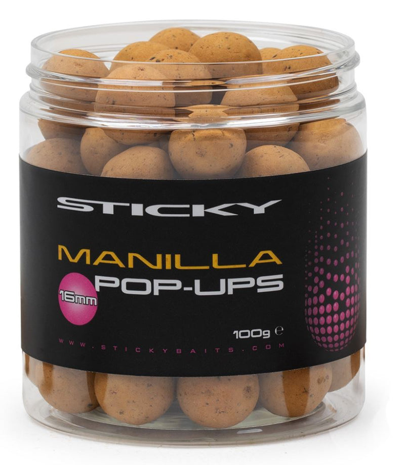 Sticky Manilla Pop Ups
