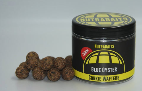 Nutrabaits Blue Oyster Corkie Wafters