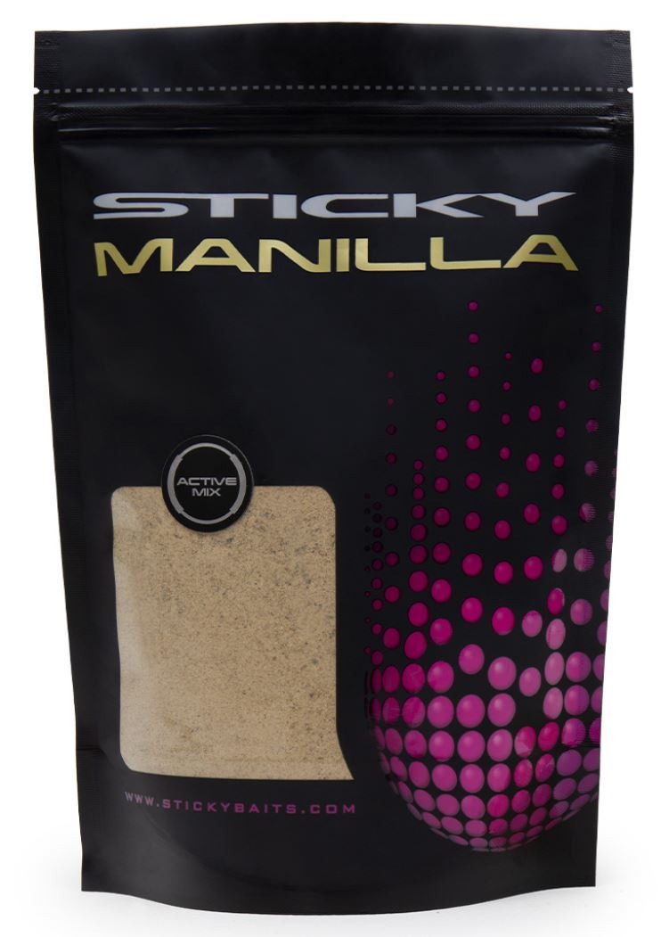 Sticky Manilla Active Mix