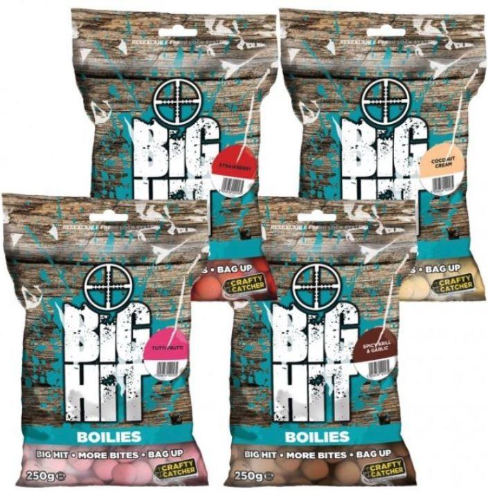 Crafty Catcher Big Hit 15mm Boilies