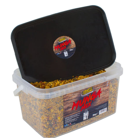 Image of Crafty Catcher Munga Mix 3kg
