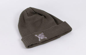 CCMoore Olive Green Beanie Hat