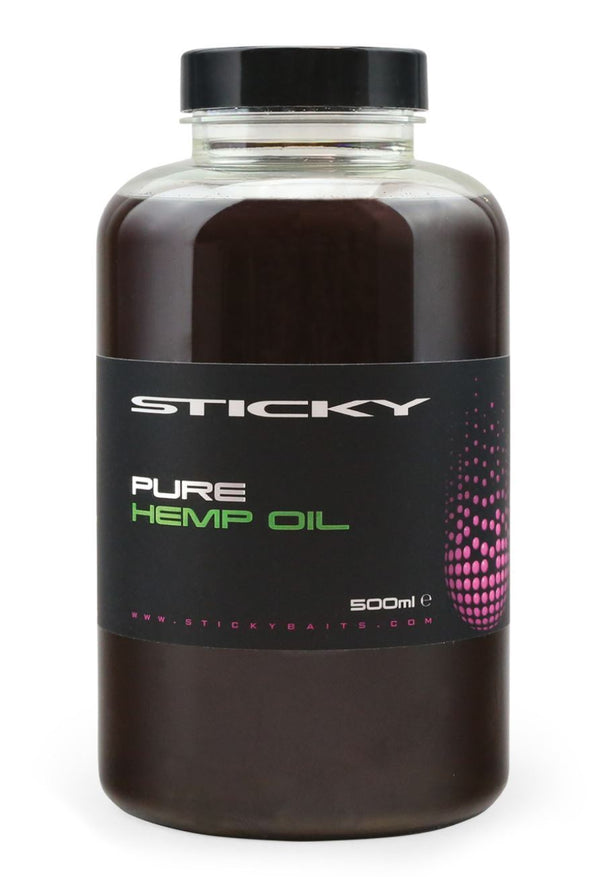 Sticky Pure Hemp Oil