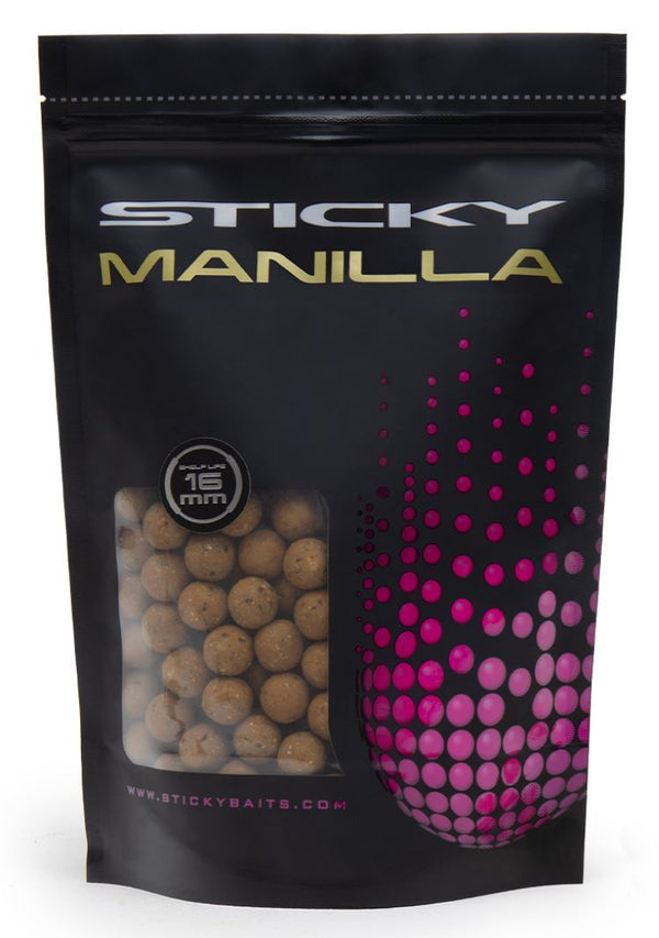 Sticky Manilla Shelf Life Bait