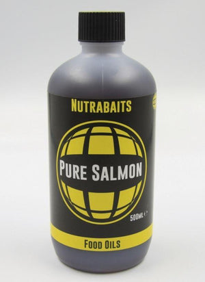 Nutrabaits Pure Salmon Oil