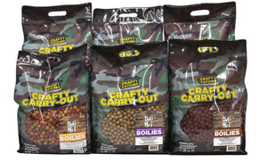Crafty Catcher 15mm Big Hit Boilies 5kg Carry-Out