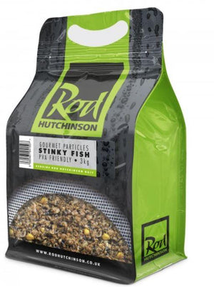Rod Hutchinson Stinky Fish Gourmet Particles 3kg