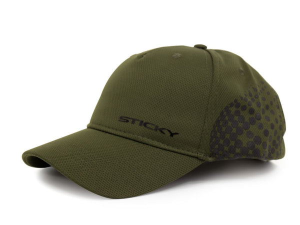 Sticky Olive Air Flow Cap