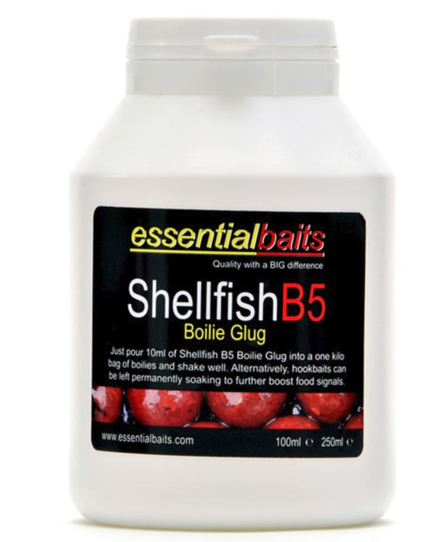 Essential Shellfish B5 Glug 250ml