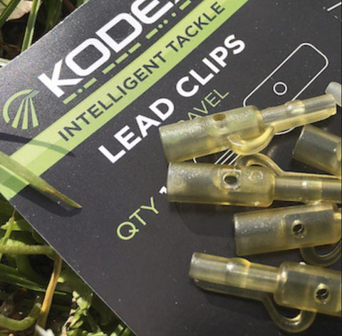 Image of Kodex Lead Clips