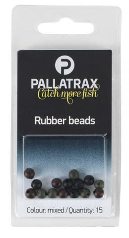 Image of Pallatrax Rubber Beads